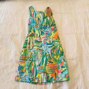 NWT 00 Printed Shift Dress